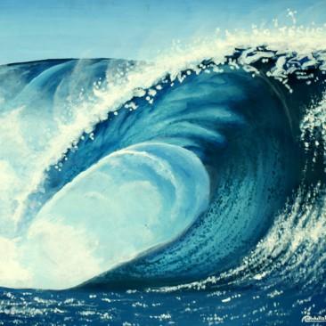 Blue Wave #1