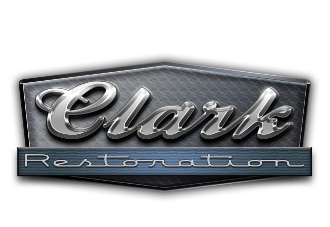 Logo and Branding: I Designed this Logo for Clark restoration, but he never paid for this design so, it's for sale!