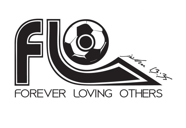 Logo and Branding: FLO, Forever Loving Others puts on the most fun and unique soccer camps for youth while practically teaching lessons about how to love one another through sport and service.