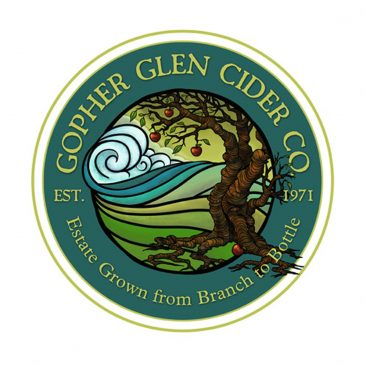 Gopher Glen Hard Cider Co. Logo