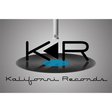 Kaliforni Records, Switzerland. Logo