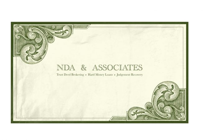 Logo and Branding: Trust Deeds, Hard Money Loans, Judgement recovery.
