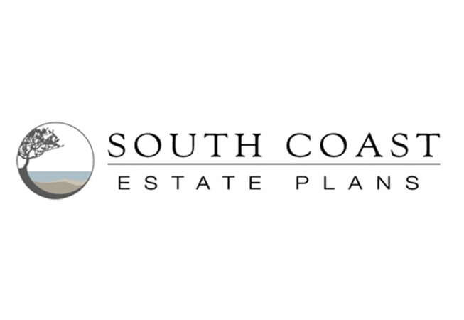 Logo and Branding: Estate Planning serving the coastal ans inland areas of Southern California