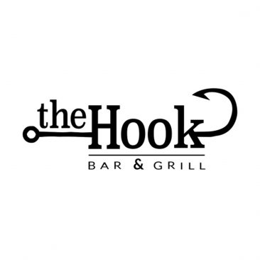 The Hook Bar and Grill Logo
