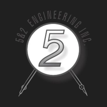 5 and 2 Engineering Logo