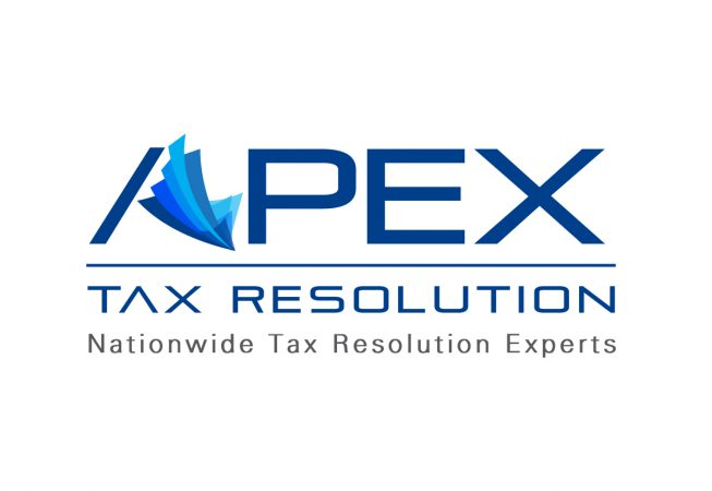 Logo and Branding: Tax preparation services from the top.