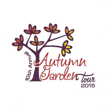 Autumn Garden Tour Logo