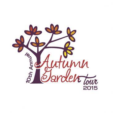 Autumn Garden Tour Logo