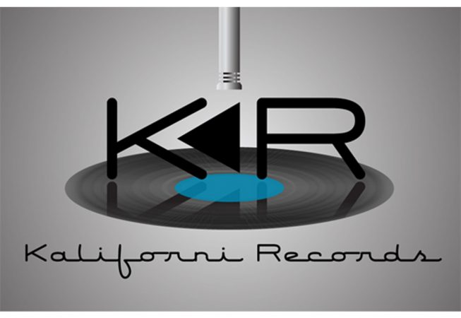 Logo and Branding: A Swiss-based recording studio... the Owner studied music in California, and ironically, the studio is located on Kaliforni Street in Switzerland.