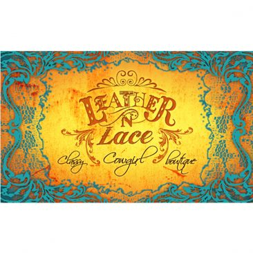Leather N Lace Logo