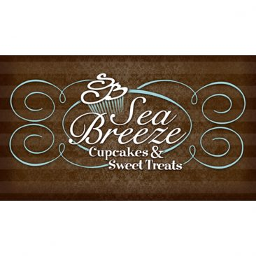 SeaBreeze Cupcakes and Sweet Treats Logo