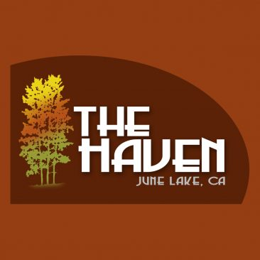 The Haven, June Lake Ca. Logo