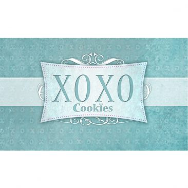 XOXO Cookies Logo
