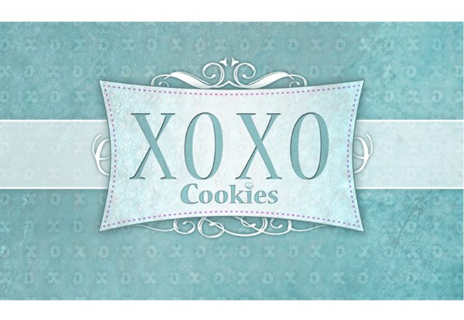 Logos and Branding: XOXO Cookies are a mother and daughter team who's cookies are just as beautiful and creative as they taste. Super creative gifts are custom for any occasion.