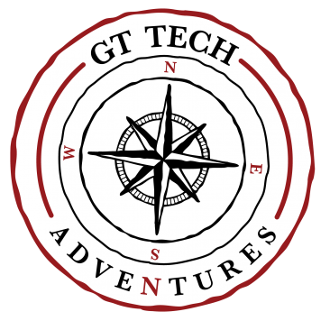 GT Tech Adventures – Logo Design