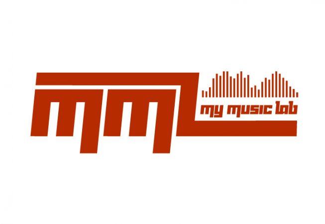 My Music Lab - Log Design by ishCreatives