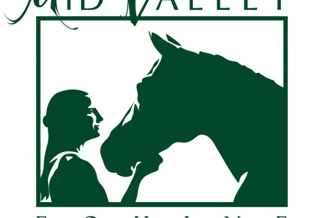 Mid Valley Equine - Logo Design by ishCreatives