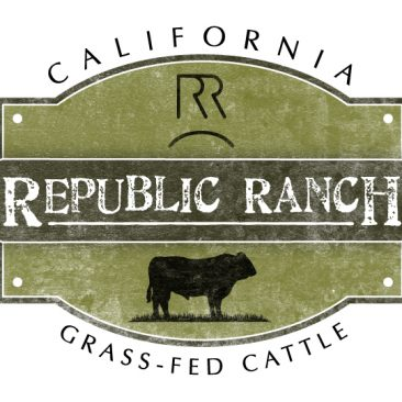 Republic Ranch – Logo Design