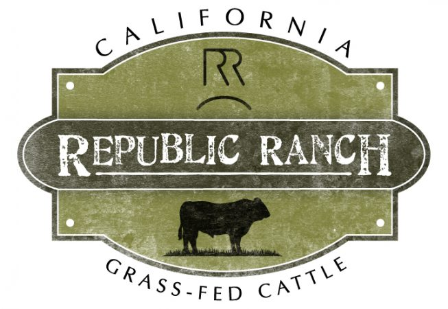 Republic Ranch - Logo Design by ishCreatives