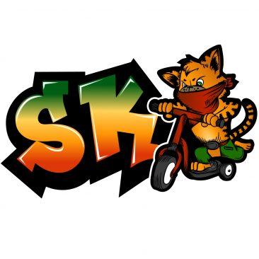 Scooter Kat – Logo