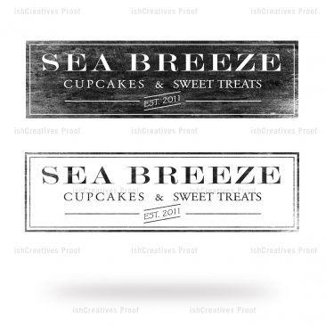 SeaBreeze Cupcakes and Sweet Treats – Logo