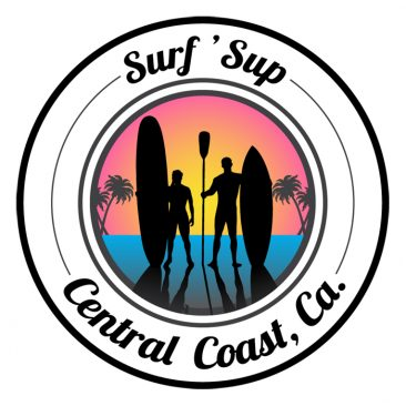 Surf SUP Central Coast Logo